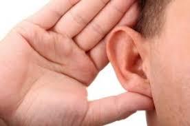 Shhh! Listen very carefully!
