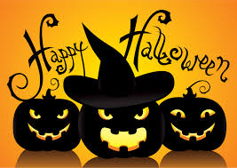 Halloween week ?