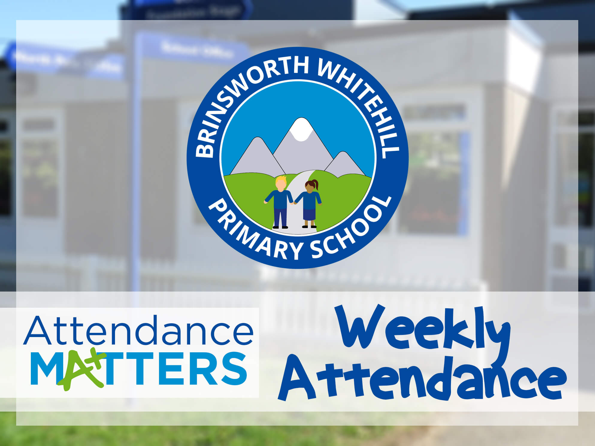 Weekly Attendance W/C 13th May 2019