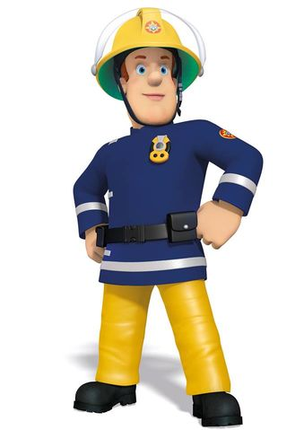 Firefighter Neil