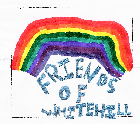 Friends of Whitehill Logo Winner