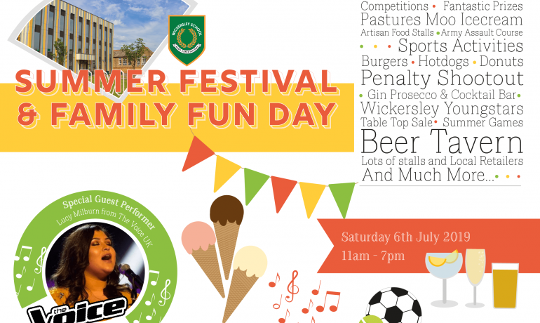 Wickersley Summer Festival & Family Fun Day