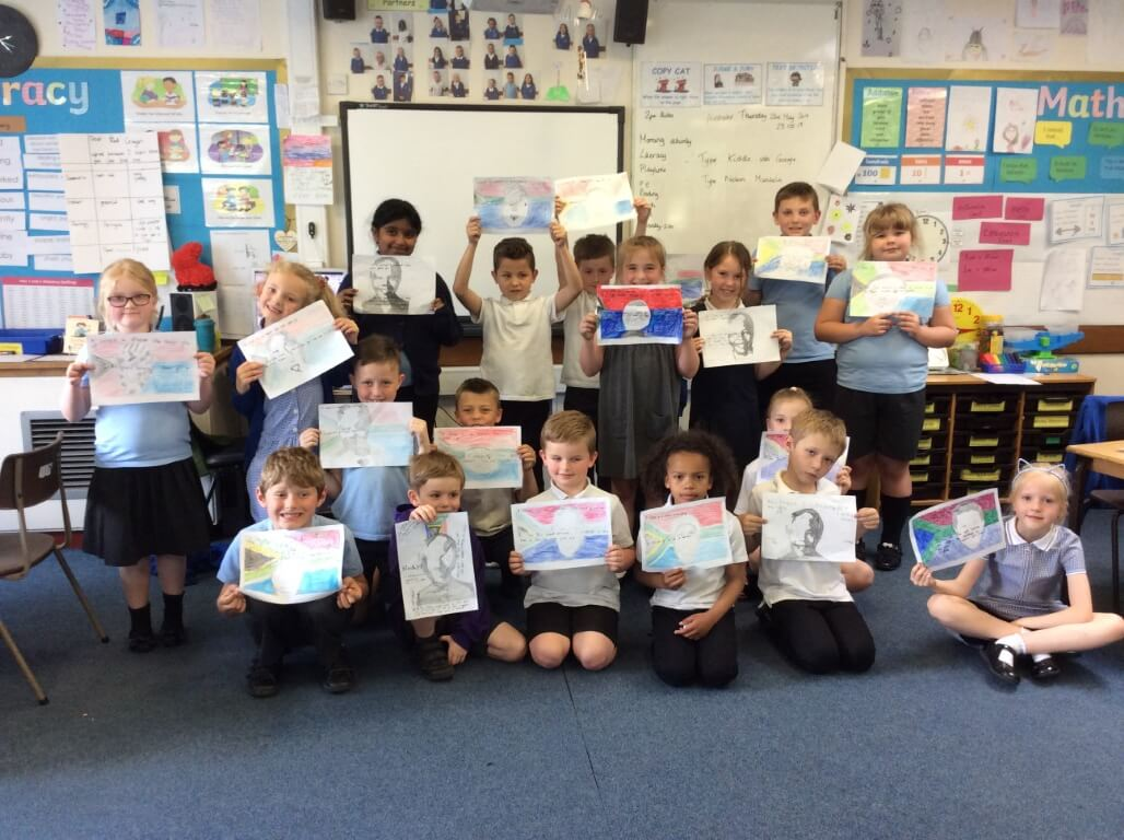 3S - Learning About Nelson Mandela