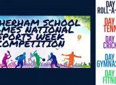 Virtual Rotherham School Games National Sports Week