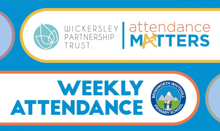 Weekly Attendance W/C 5th October 2020