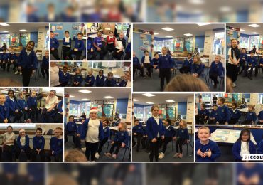 Vikings with Class 3/4