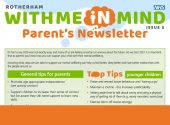 With Me in Mind Newsletter