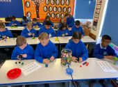Y5/6 Learn About Volume