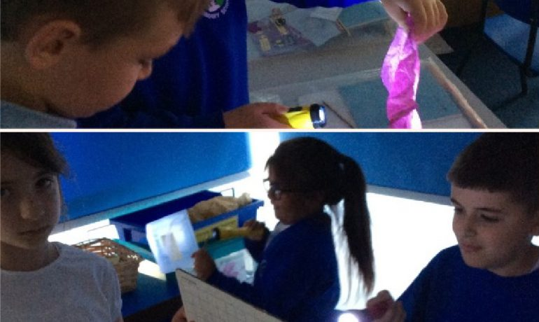 3/4S Investigating Light