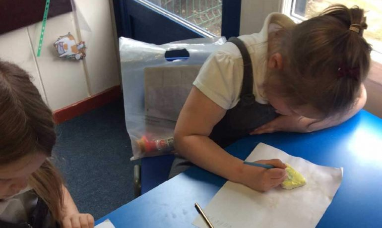 1/2H Finish Their Clay Tiles! 👏