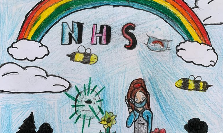 Key Stage 2 Finalise Their Royal Mail Heroes Stamp Design Entries