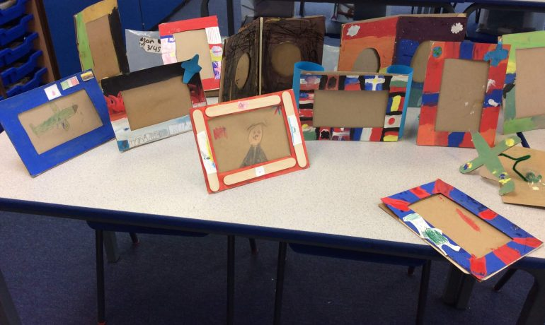 3/4S' Finished Picture Frames! 🖼