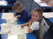 1/2H Compare Old and New Brinsworth Maps for Local History Week