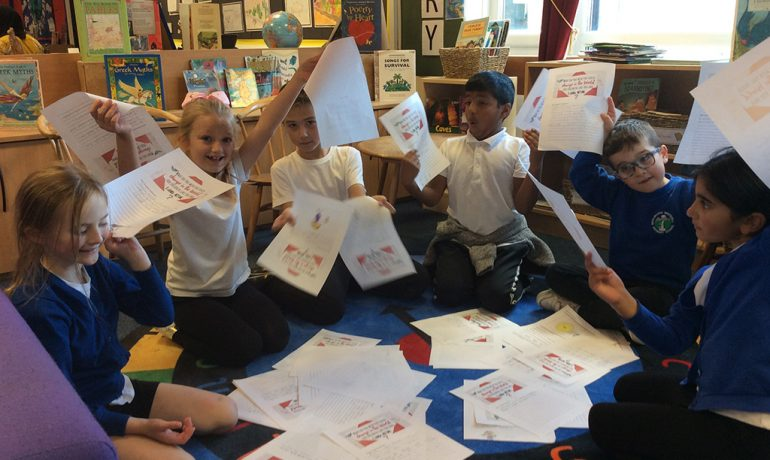 Willow Class - Our Letters to the European Parliament