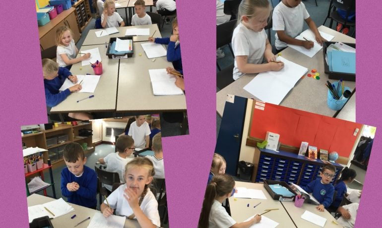 Blossom Class Place Value on their Maths Knowledge! 🔢