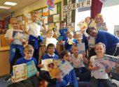 Y3 Children read poems