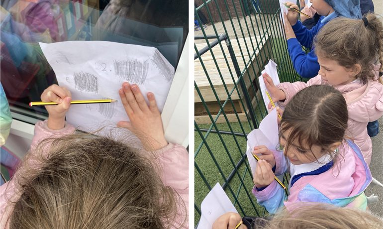 Castle Sketching with Chesnut Class 🏰