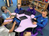 Y3/4 Classes Improve Literacy Skills